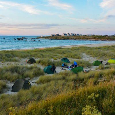 Randonnée pointe et côte Nord Bretagne – 25 au 31 Août